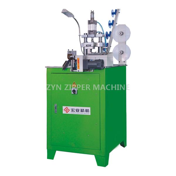 HY-102J Auto Metal Zipper Tape Sealing Machine