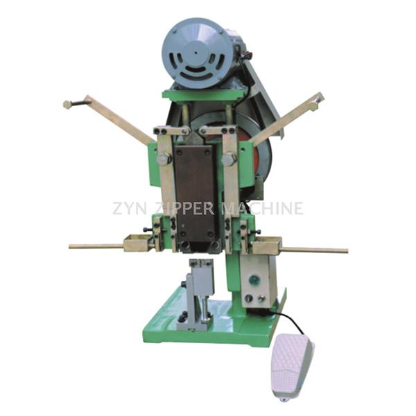 HY-107N Semi-Auto Nylon Zipper Top Stop Machine (Wire)
