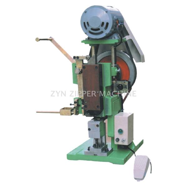 HY-113J Semi-Auto Metal Zipper Bottom Stop Machine(Wire)