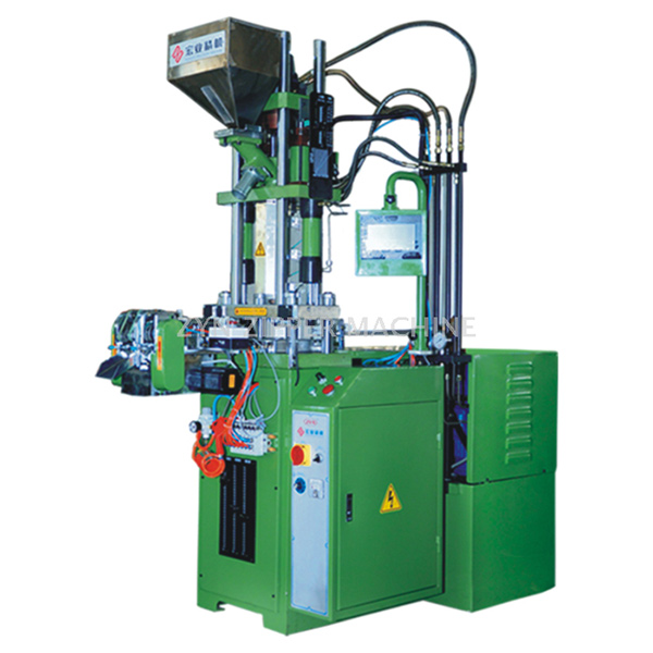 HY-126S-A Auto Open-end Injection Molding Machine(Special Top Stop)