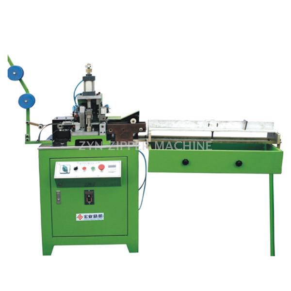 HY-134K Auto Open-end Zipper Cutting Machine(Wheel Pull Tape)