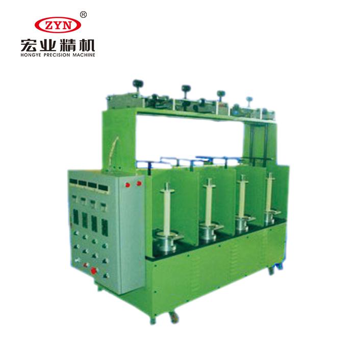 HY-114NC High speed merging and twisting yarn machine